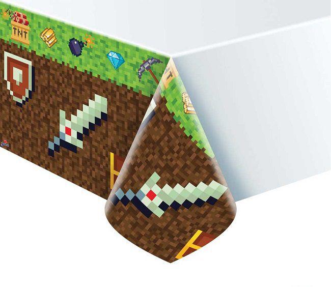 Toalha de Mesa Mini Pixels 1,20 m x 1,80 m