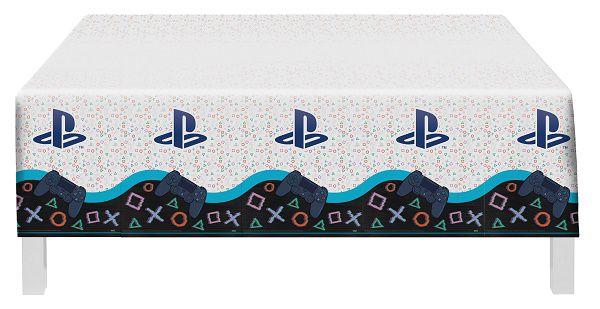 Toalha de Mesa PlayStation 1,20 m x 1,80 m