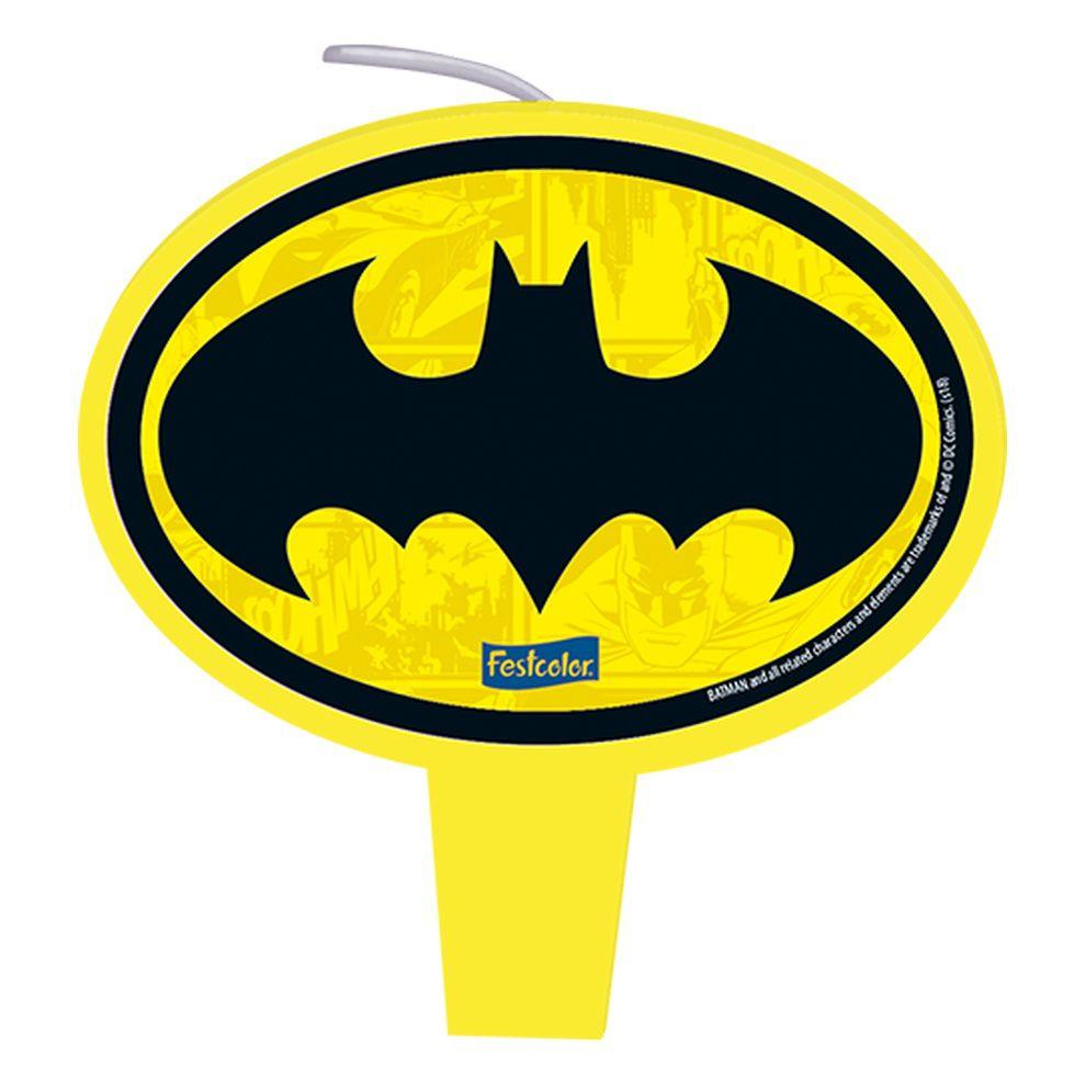 Vela Decorada Batman