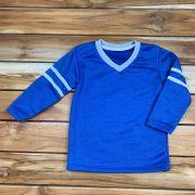 Blusa Kids Azul