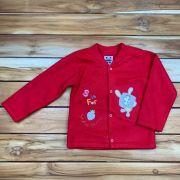 Blusa Soft Kids Vermelha