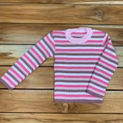 Blusa Trico Baby Rosa