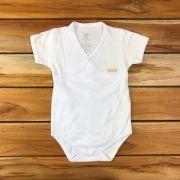 Body Curto Baby Branco Neutro