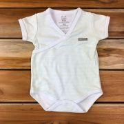 Body Curto Baby Verde Neutro