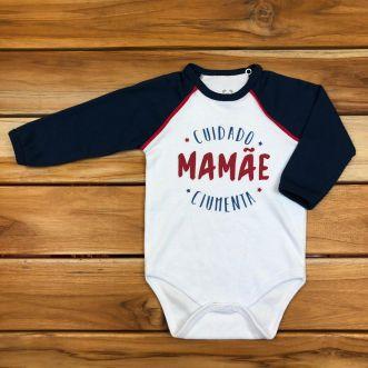 Body Longo bebê Branco