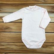 Body Longo Baby Salmão
