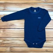 Body Longo Kids Azul