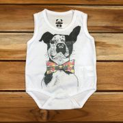 Body Regata Baby Branco