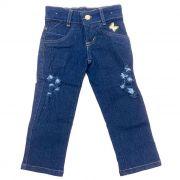 Calça Jeans Kids Azul Escuro