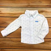 Camisa Baby Branca
