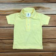 Camiseta Baby Amarela