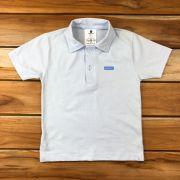 Camiseta Curta Azul