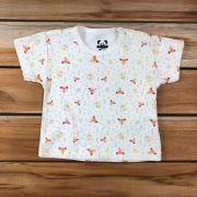 Camiseta Curta Baby Cru