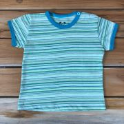 Camiseta Curta Baby Verde
