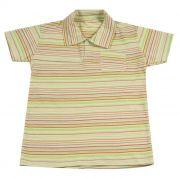 Camiseta Curta Kids Colorida