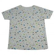 Camiseta Curta Kids Cru