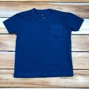 Camiseta Kids Azul