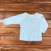 Camiseta Longa Baby Verde