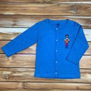 Casaco Kids Azul