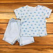 Conjunto Baby Azul