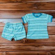 Conjunto Curto Baby Verde List