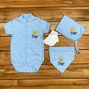 Kit 1 - Personalizado Nome do bebê