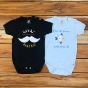 Kit Baby Body 2 Pçs