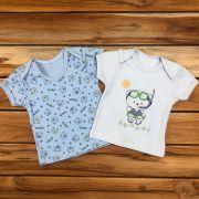 Kit Baby Camiseta Curta