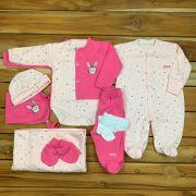 Kit Maternidade Pink - 9 PEÇAS