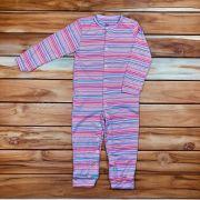Pijama Longo Kids Listrado