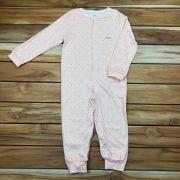 Pijama Longo Kids Rosa
