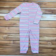 Pijama Longo Kids Vermelho