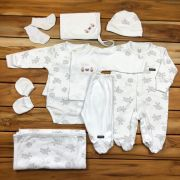 Saída Maternidade - 9 Peças