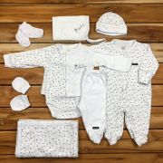 Kit Saída Maternidade - 9 Peças