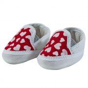 Sapato Baby Vermelho