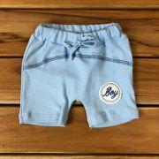 Shorts Baby Azul