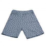 Shorts Kids Azul
