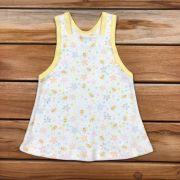 Vestido Baby Amarelo