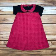 Vestido Kids Vermelho