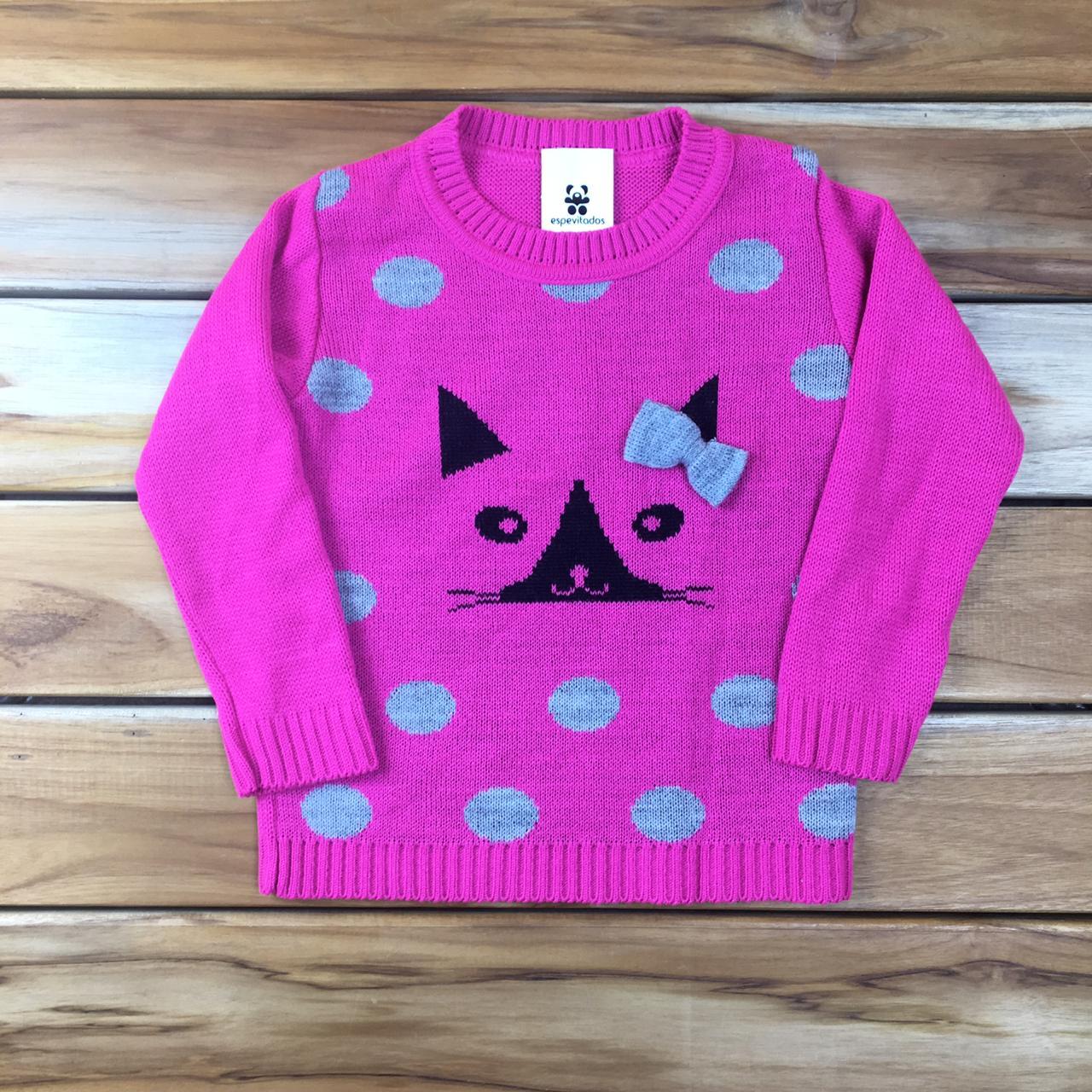 Blusa Tricô Pink
