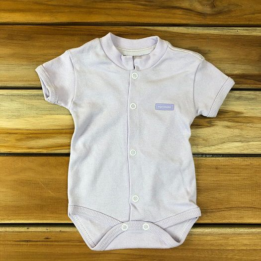 Body Curto Bebê Lilas