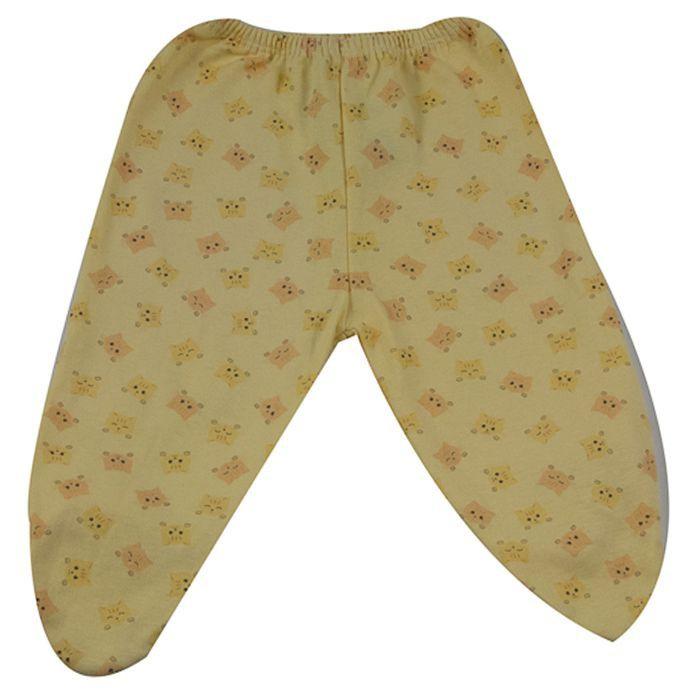 Calça Bebê Amarelo