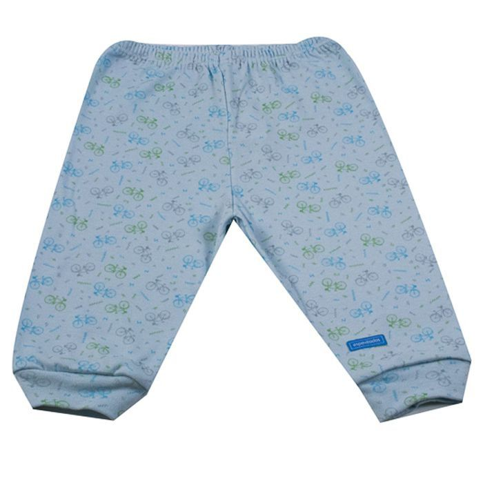 Calça Bebê Azul