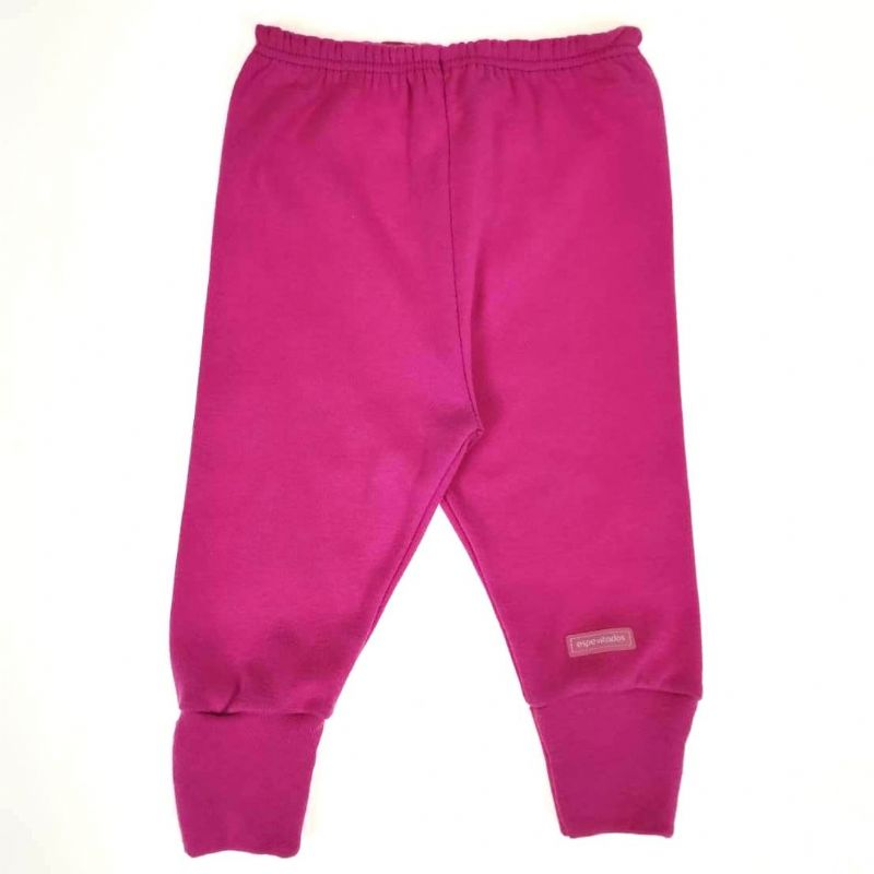 Calça Bebê Pink Lisa