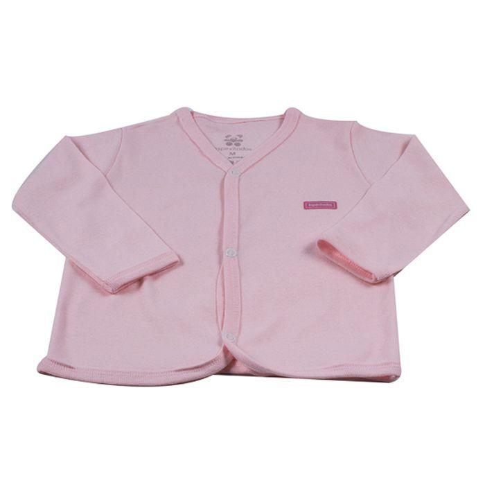 Casaco Bebê Rosa