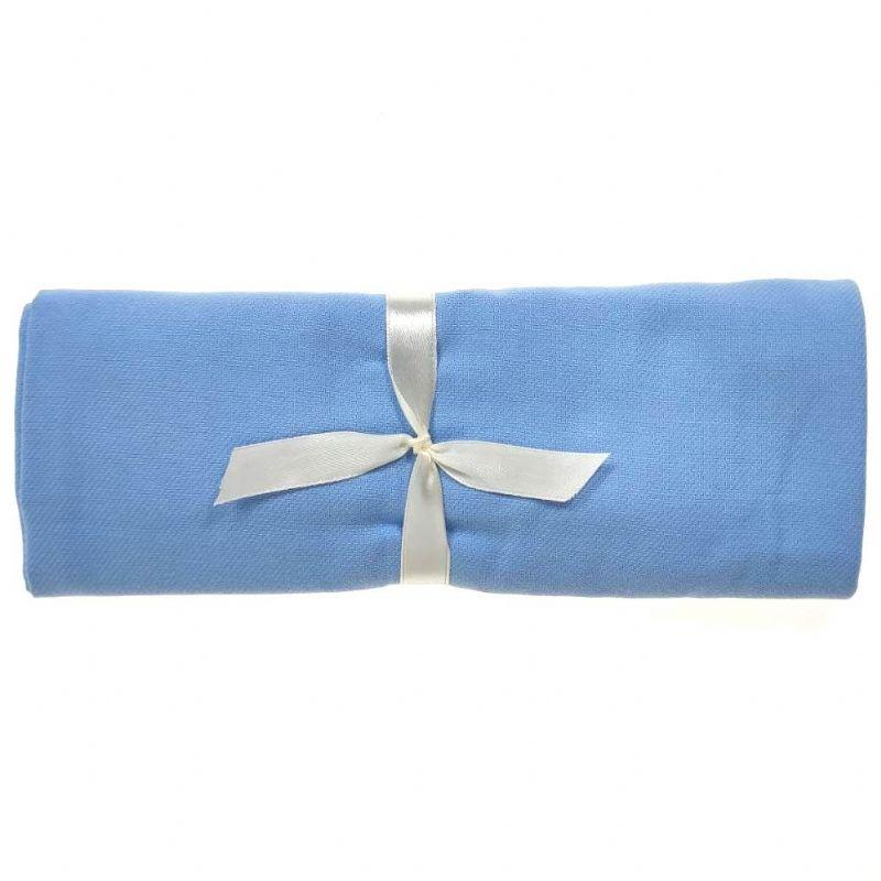 Cueiro Azul Liso