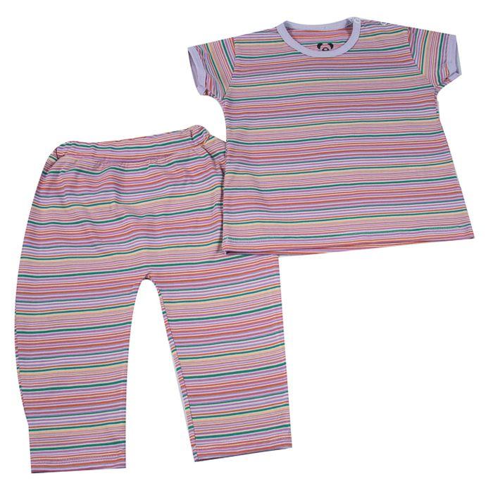 Pijama Longo Bebê Vermelho