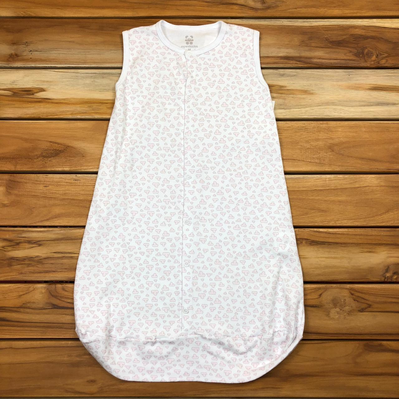 Saco de Dormir Branco