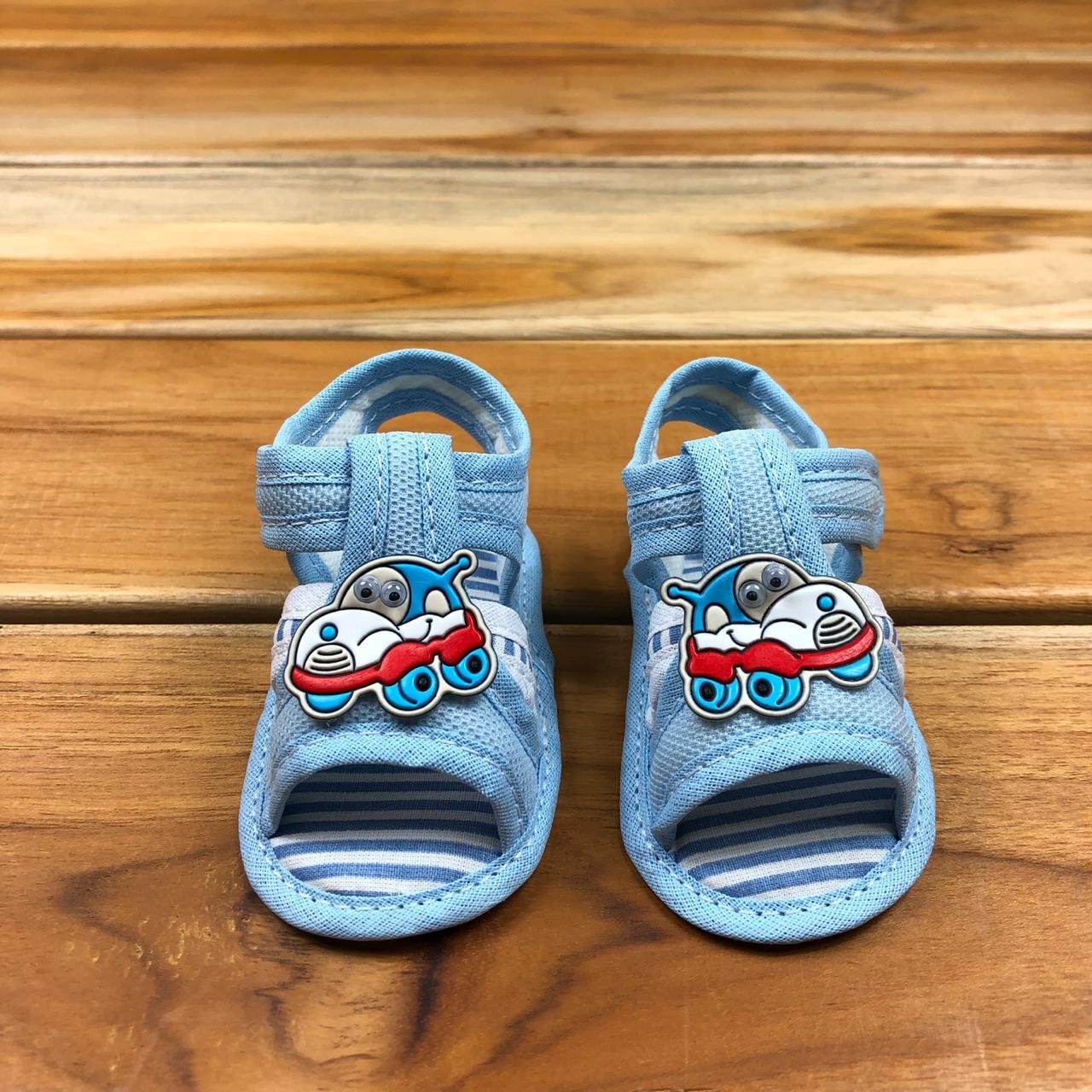 Sandália Infantil Azul