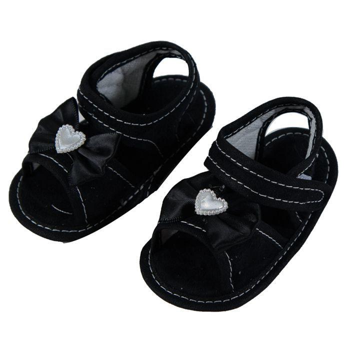 Sandália Baby Preta